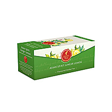 Čaj Tea Bags Herbal Tea Ginger Lemon 25 x 2,5 g - 0