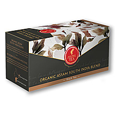 Čaj Leaf Bags Organic Assam South India Blend - 0