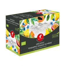 Čaj Big Bags Bio Green Tea Mango Pineapple Sunrise 20 x 4 g - 0
