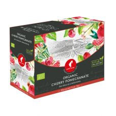 Čaj Big Bags Organic Cherry Pomegranate 20 x 4 g - 0