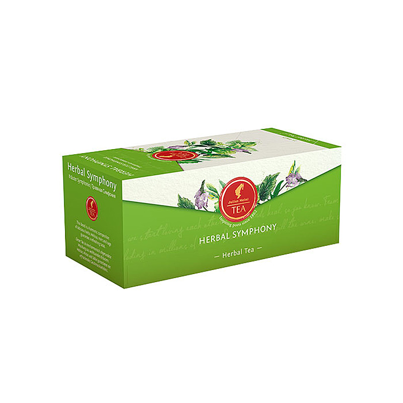 Julius Meinl - Čaj Tea Bags Herbal Symphony 25 x 2,5 g