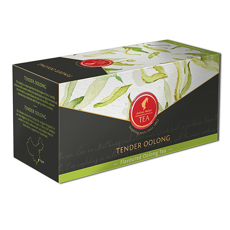Julius Meinl - Čaj Leaf Bags Tender Oolong